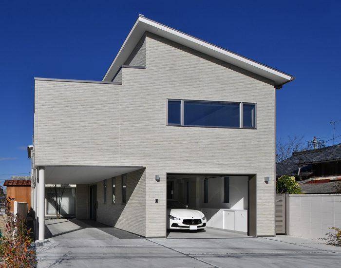 施工事例「川井町の家」公開致しました。