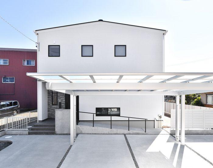 施工事例「河崎の家」公開致しました。