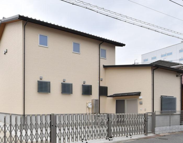 施工事例「乙部の家」公開致しました。