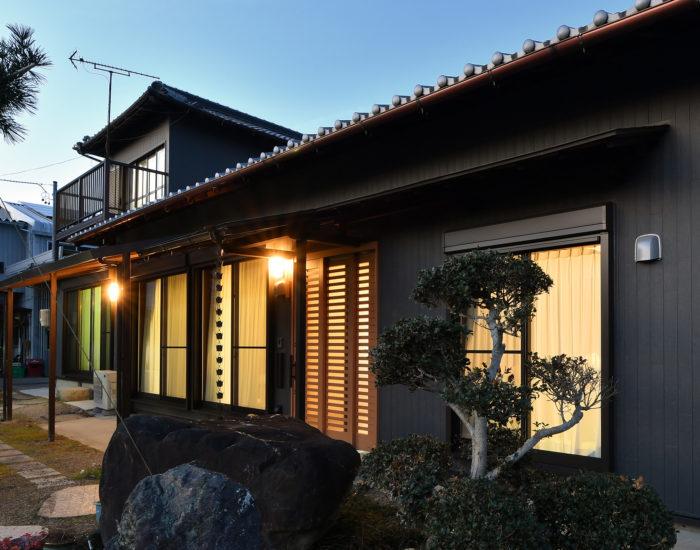 施工事例「安濃町の家」公開致しました。