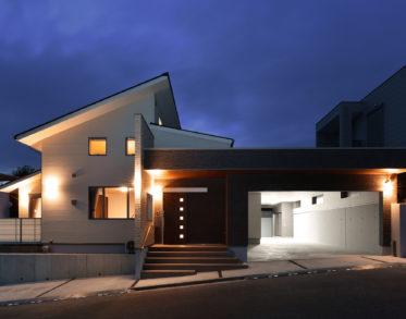大谷町の家
