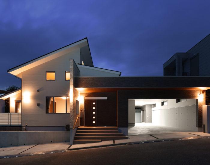 施工事例「大谷町の家」公開致しました。