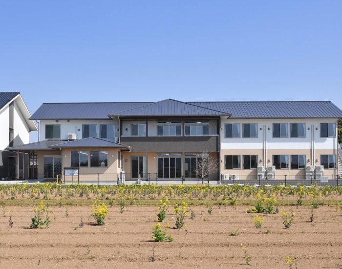 施工事例「グループホーム鈴鹿清寿苑」公開致しました。